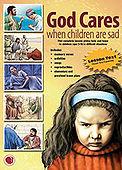 God Cares When Children Are Sad