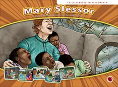 MARY SLESSOR - Flashcard with Text